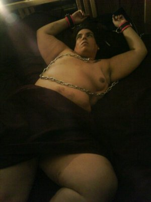Bondage, chains, BDSM, freshly fucked, sex, demons, angels, lust, sex, bed